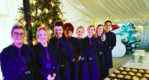 yorks catering team