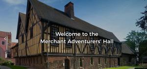 Merchant Adventurers hall york